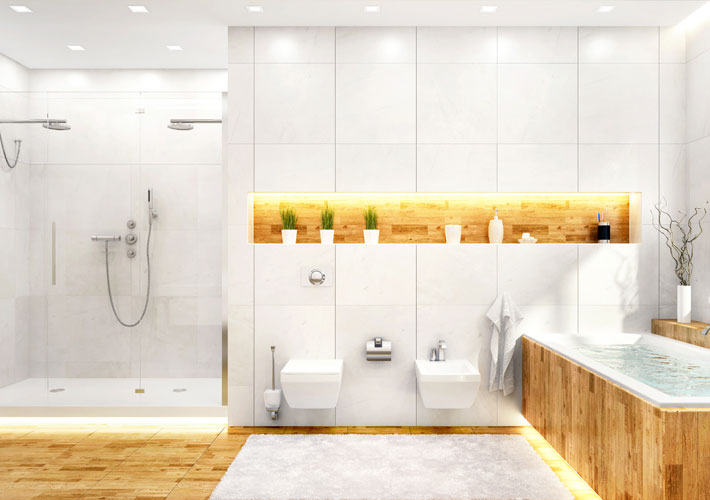 Bathroom Downlights & Extractors Fans