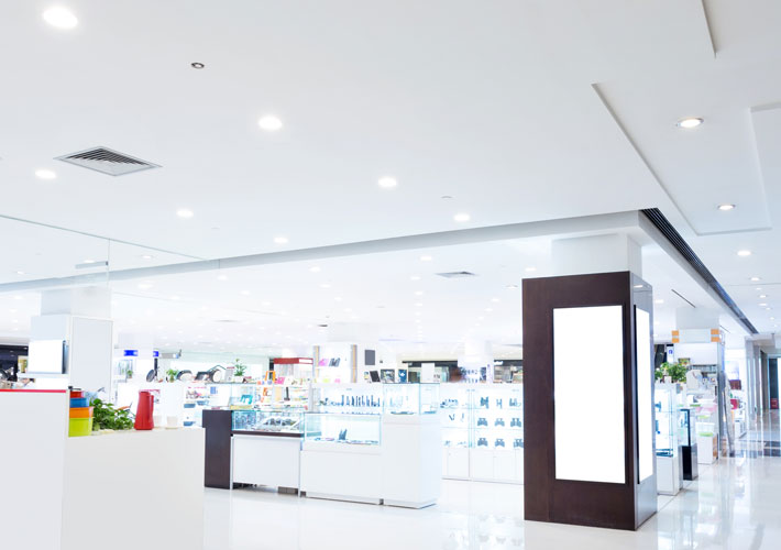 Commercial Downlights
