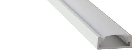 Rieles de perfil de aluminio