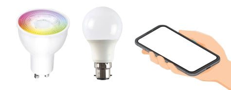 Smart LED Bulbs & RGB Lamps