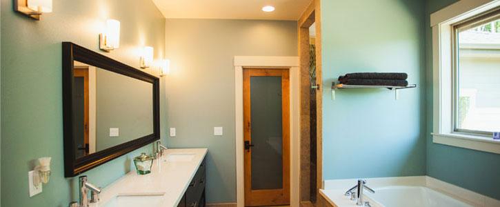 Bathroom Wall Lights & Mirrors