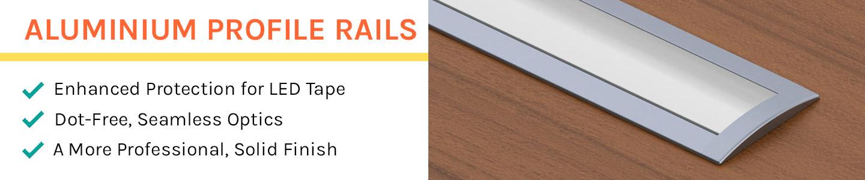 Aluminium Profile Rails