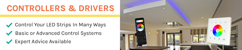 Controladores y controladores LED