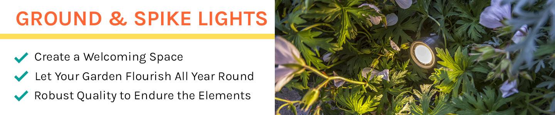 Ground Lights & Spike Lights