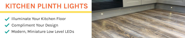 Kitchen Plinth Lights