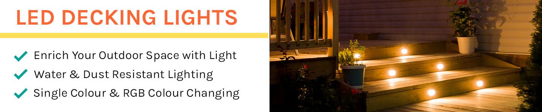 LED Decking Lights