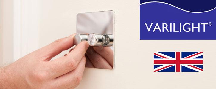 Varilight Dimmer Switches