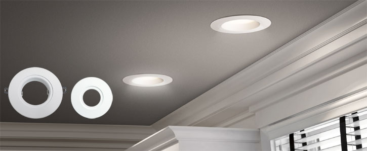 Large Downlights & Converter Plates