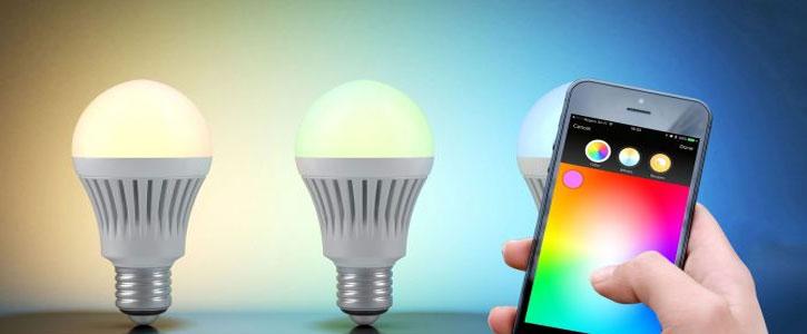 Smart LED Bulbs & RGB Lamps