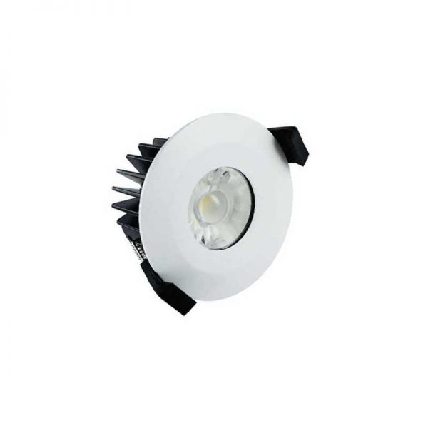 Integral Low Profile 10W Fire Rated LED Downlights IP65