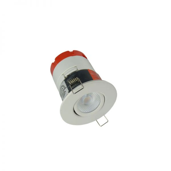 Aurora Enlite MPRO Adjustable 3000K IP65 Matt White