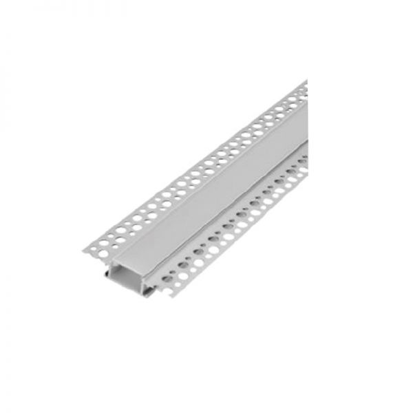 Plaster-In Profile Rail For Wider LED Tapes (Per Metre)