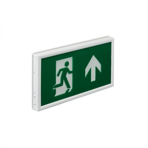 Collingwood Emergency Exit Box Label Up