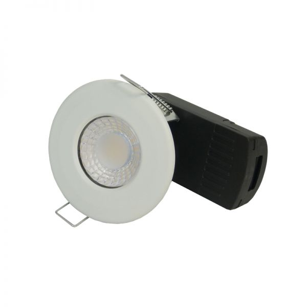 Collingwood H2 Lite 500 CSP CCT Adjustable Fire Rated LED Downlight