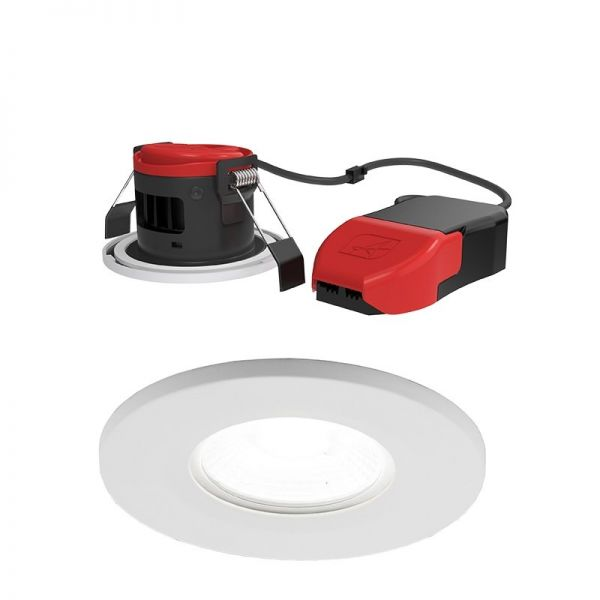 Fire Rated LED Downlight Ansell Prism Pro Gen2