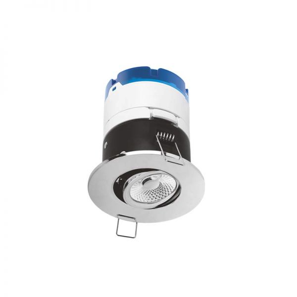 Aurora M-Pro 7W Adjustable Fire Rated LED Downlights IP65