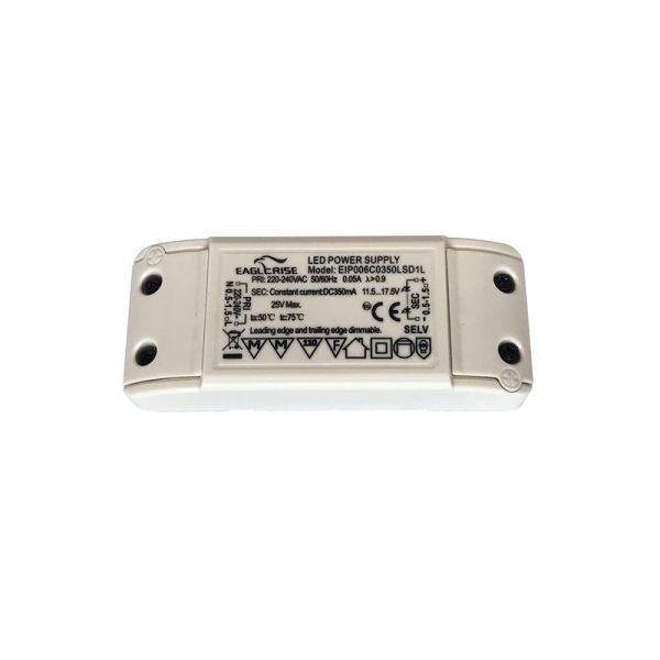 Compact Dimmable LED Drivers 6W 350-700mA