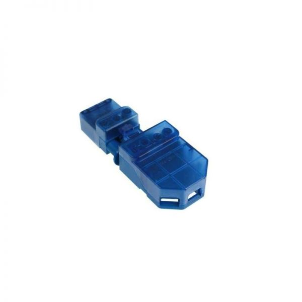 Click Plug In Flow Connector 20 Amp 3 Pin With Cord Grip CT102C