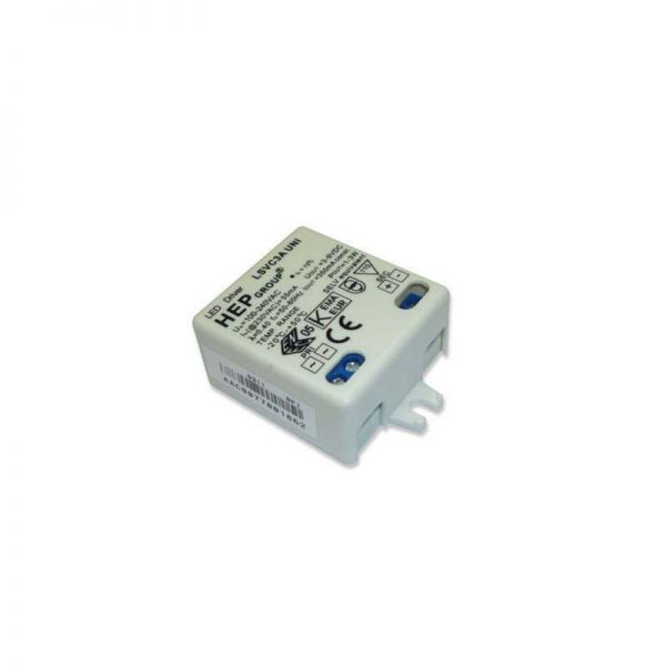 Ansell LED Driver 3W 700mA Constant Current