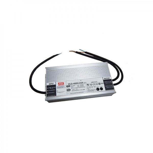 Mean Well Constant Voltage LED Driver 480W 24V DC