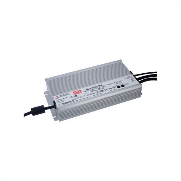 Mean Well Constant Voltage LED Driver 600W 24V DC