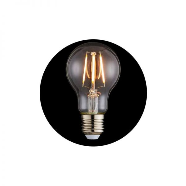 Forum Inlight 6W E27 GLS Dimmable LED Filament Lamp 3000K