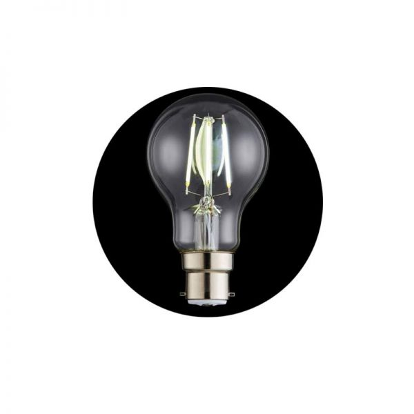 Forum Inlight 6W E27 GLS Dimmable LED Filament Lamp 4000K