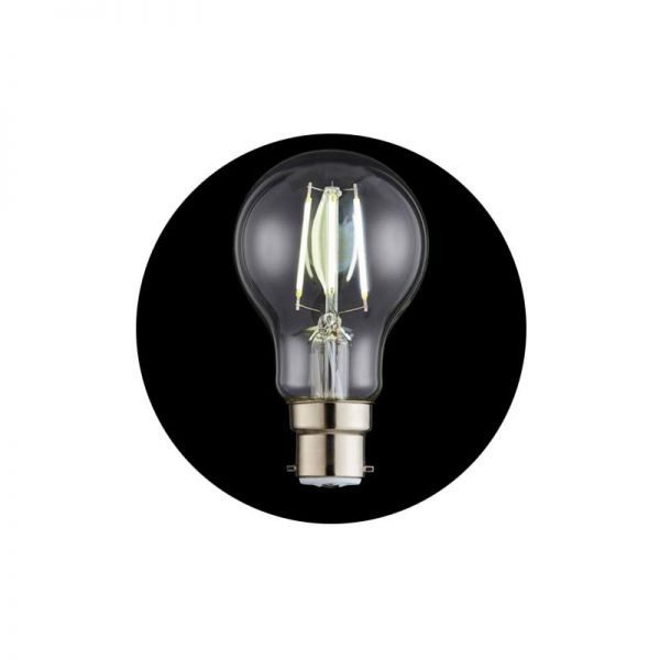 Forum Inlight 6W B22 GLS Dimmable LED Filament Lamp 4000K