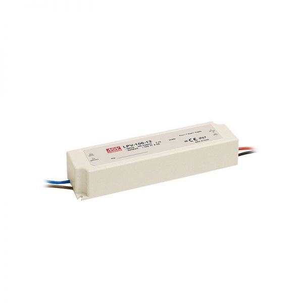 Mean Well Constant Voltage LED Driver 100W IP67