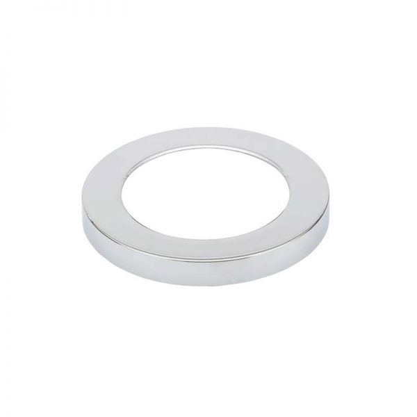 Forum Tauri Magnetic Ring Satin Nickel For 6W Surface/Recessed Panel LED Light