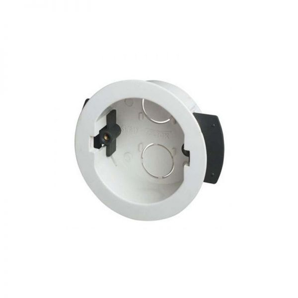 Click Scolmore Circular Ceiling Dry Lining Box