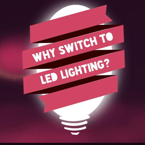 How to Replace All Your Household Bulbs with LEDs