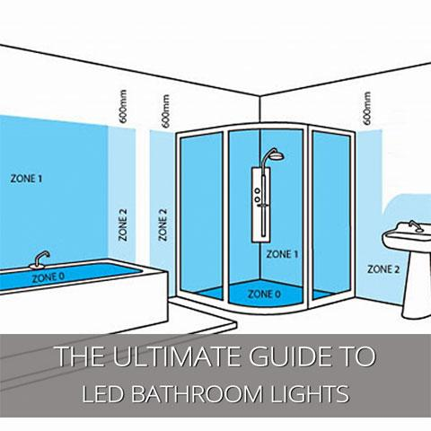 The Ultimate Guide To LED Bathroom Lighting