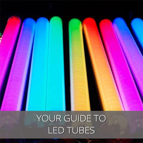 Guide To LED Tubes