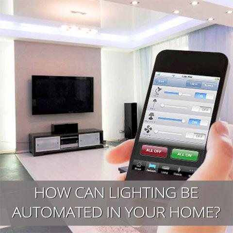 How Can Lighting Be Automated In Your Home?