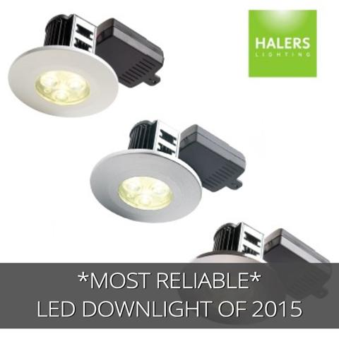 Halers H2 Pro: el downlight LED más confiable de 2015
