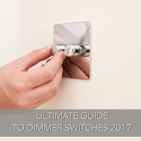 Guía definitiva para interruptores de atenuación en 2017