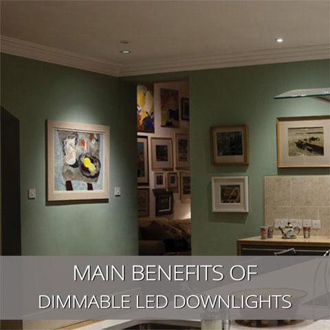 Benefits Of Dimmable LED Downlights