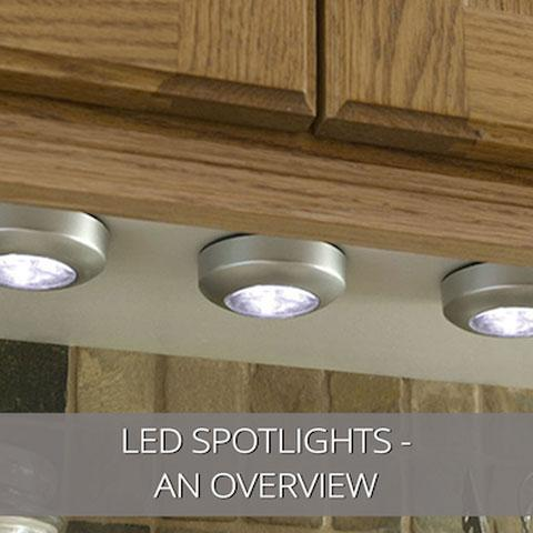 LED Spot Lights- An Overview