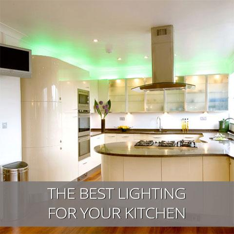What Is The Best Lighting For Your Kitchen?