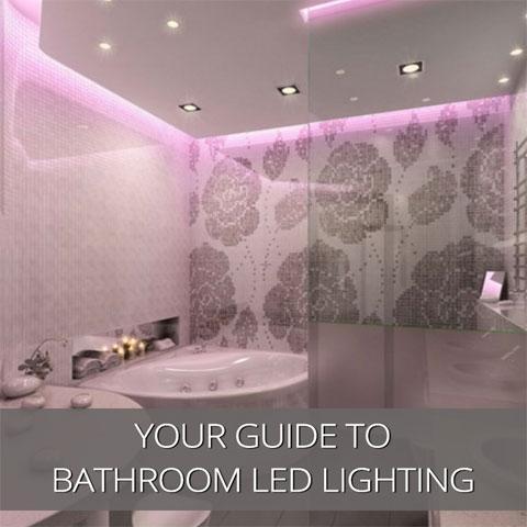 Leading 5 Benefits Of Led Bathroom Lighting