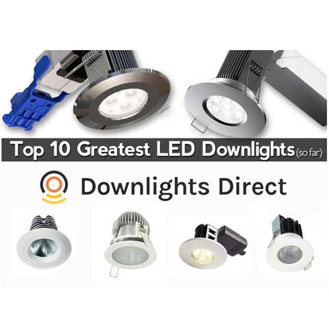 Top 10 Greatest LED Downlights so Far…