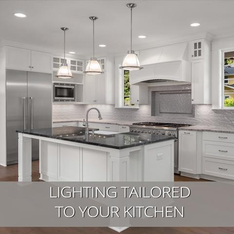 High Quality Kitchen Lighting Tailored to Your Kitchen