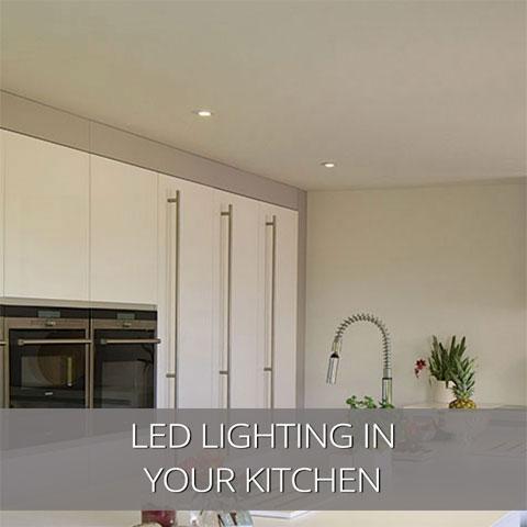 Make Your Kitchen Transcendent with LED