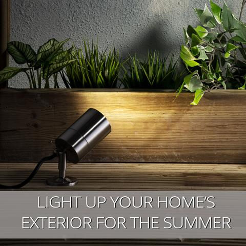How Best to Light Up Your Home's Exterior for the Summer: Some Top Tips