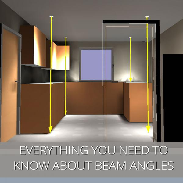 Everything You Need to Know about Beam Angles and Their Main Impact on Your Lighting Needs