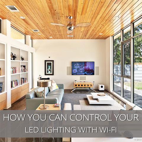 How To Control Your Led Lighting With Wi-Fi