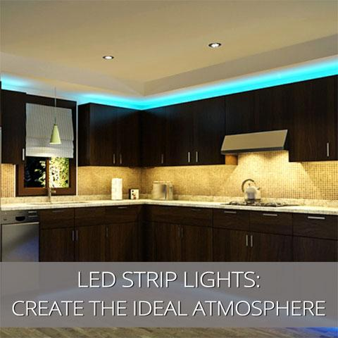 LED Strip Lights: Create the Ideal Atmosphere