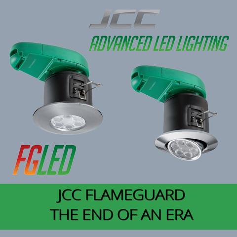 JCC FlameGuard Downlights – End of an Era