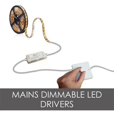 Mains Dimmable LED Drivers